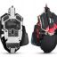 [อุปกรณ์เสริม] Gaming Mouse มาโคร CW-80 4800DPI เปลียไฟได้ 4 สี (แดง) thumbnail 8