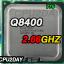 [775] Core 2 Quad Q8400 (4M Cache, 2.66 GHz, 1333 MHz FSB) thumbnail 2