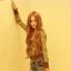 วิกผมยาวลอนทนความร้อนเกาหลี(สีน้ำตาลอ่อน) thumbnail 2