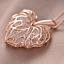 สร้อยคอเกาหลีรูปหัวใจฟักทอง thumbnail 5