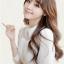 วิกผมยาวดันลอน แนวเกาหลี สไตล์น่ารักฟินๆ (สีน้ำตาลอ่อน ) thumbnail 1
