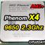 [AM2+] Phenom X4 9650 2.3GHz thumbnail 2