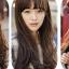 วิกผมหน้าม้ายาวทนความร้อน เกาหลี สวยใส น่ารัก มีสไตล์ (สีน้ำตาลเข้ม) thumbnail 1