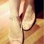 สร้อยข้อเท้าเกาหลี anklets ระฆังคู่ thumbnail 3