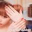 เล็บปลอมแฟชั่นเกาหลี(ลายเสือดาวสลับแดง) กล่องละ24ชิ้น (พร้อมกาวอย่างดี1หลอด) thumbnail 1