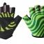ถุงมือเจลครึ่งนิ้ว QEPAE - Green thumbnail 1