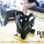 SET ขากระติกคู่ ติดใต้รางเบาะ + ขากระติกอลู (ตัวแบน) - BLK thumbnail 2