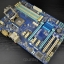 Gigabyte GA-B75-D3V + เพลตหลัง thumbnail 1