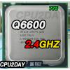 [775] Core 2 Quad Q6600 (8M Cache, 2.40 GHz, 1066 MHz FSB)
