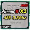 [AM3] Athlon II X3 455 3.3Ghz