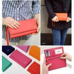 Crown Clutch wallet - heritage