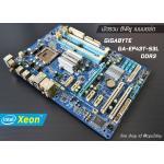 [SET 775] Xeon X5460 + GIGABYTE GA-EP43T-S3L + เพลตหลัง (ประกอบไว้แล้ว)