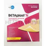 Betaplast N แผ่นแปะแผลกดทับ 10x10 ซม.x10 ชิ้น (ยกกล่อง)