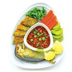 Cobie Cooking : ตำน้ำพริกกะปิอย่างไรให้อร่อย
