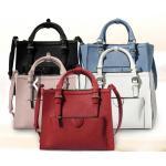 กระเป๋าแบรนด์ ZARA mini city bag with zip details