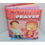 หนังสือผ้า My Today's Prayer