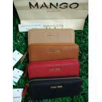 กระเป๋าสตางค์แบรนด์ Mango MNG SAFFIANO Bag