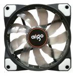Aigo พัดลมติดเคส 12CM ใสขุ่น