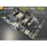 [SET FM2] BIOSTAR Hi-Fi A55S2 + APU A4-6300 3.7Ghz Turbo 3.9Ghz