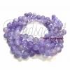หิน lavender amethyst 8มิล (47 เม็ด)