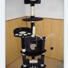MU0089 คอนโดแมวสี่ชั้น ต้นไม้แมว บ้านอุโมงค์ กระบะนอน เชือกให้ปีนออกกำลังกาย สูง 151 cm