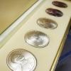 ชุดเหรียญในหลวง ร.๙ หลังพระพุทธปัญจภาคี (5เหรียญ) จัดสร้างขึ้นโดยกองกษาปณ์ ในวโรกาสเฉลิมฉลองพระราชพิธีกาญจนาภิเษกในปี พ.ศ.2539 เนื้อเงิน พิมพ์ใหญ่