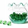 คริสตัลพลาสติก 10มิล สีเขียวเข้ม (125 กรัม)