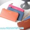 กระเป๋าสตางค์ ICONIC ZIP UP wallet [แบบซิปปิด 2 ด้าน]