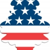 กลิ่น VANILLA PRIDE กลิ่นวานิลลา หอมหวาน ชวนสาวหลง หอมชื่นใจ มาด้วยลายธงชาติอเมริกา ที่ไม่มีใครลอกเลียน