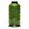 ด้ายไนลอน 210/6 สีเขียวตอง (1 ม้วน)