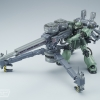 HG 1/144 Zaku II + Big Gun Thunderbolt (Anime Ver.)