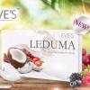 LEDUMA (เลอดูมา) ผลิตภัณฑ์เสริมอาหาร เเพคเกจใหม่ เพื่อผิวขาว หน้าใส