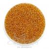 ลูกปัดเม็ดทราย 12/0 สีทอง (100 กรัม)