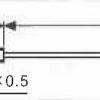 Autonics : FT-320-05, Fiber Optic Cables (Transmitted Beam)
