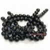หิน นิลดำ(Onyx) 10มิล (38 เม็ด)