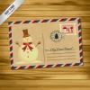 โปสการ์ด Postcard สไตล์การออกแบบดีไซน์โปสการ์ดแบบเรียบๆแต่ดูดีมีสไตล์ โปสการ์ด ไว้สำหรับ ส่งบทความถึงคนสำคัญ // ตัวอย่างดีไซน์ โปสการ์ด Postcard พิมพ์โปสการ์ด โปสการ์ดสวยๆ Chill Shop Package