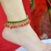 สร้อยข้อเท้า Anklets Red Handbell A+