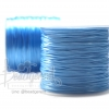 เอ็นไหมยืด ตราเพชร สีฟ้าจืด (100 หลา)