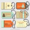 ป้ายสินค้า Hang Tag ป้ายกระดาษ สไตล์การออกแบบดีไซน์แบบใช้สีหวานๆดูสวยงามหรูหรา ป้ายสินค้าไว้สำหรับประชาสัมพันธ์แก่ลูกค้าเกี่ยวกับสินค้าลดราคาเพื่อเป็นการเชิญชวนให้ลูกค้าสนใจสินค้ามากขึ้น // ตัวอย่างดีไซน์ ป้ายสินค้า Hang Tag ป้ายกระดาษ
