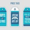 ป้ายสินค้า Hang Tag ป้ายกระดาษ สไตล์การออกแบบดีไซน์แบบใช้สีสันสวยงาม ป้ายสินค้าไว้สำหรับประชาสัมพันธ์เกี่ยวกับโปรโมชั่นซื้อ1แถม1เพื่อเป็นการดึงดูดลูกค้าให้สนใจมากยิ่งขึ้น // ตัวอย่างดีไซน์ ป้ายสินค้า Hang Tag ป้ายกระดาษ