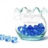 คริสตัลพลาสติก 10มิล สีน้ำเงิน (125 กรัม)