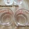 Triethanolamine TEA 1kg.
