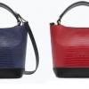 กระเป๋าแบรนด์ ZARA two-tone mini shopper