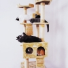 MU0006 คอนโดแมวหกชั้น ต้นไม้แมว ขนาดใหญ่ cat tree สูง 185 cm