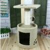 คอนโดแมวBobo บ้านแมวของ ของเล่นแขวน สูง 60cm