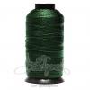 ด้ายไนลอน 210/6 สีเขียวเข้ม (1 ม้วน)