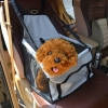 Hot oldable Pet Dog Cat Car Crate Lookout Booster Seat Bag C