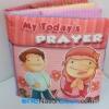 """หนังสือผ้า """"My today's prayer """""""