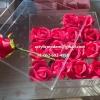 กล่องใส่ดอกกุหลาบ แบบ 16 ดอก ขนาด L