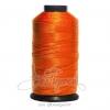 ด้ายไนลอน 210/6 สีส้ม (1 ม้วน)